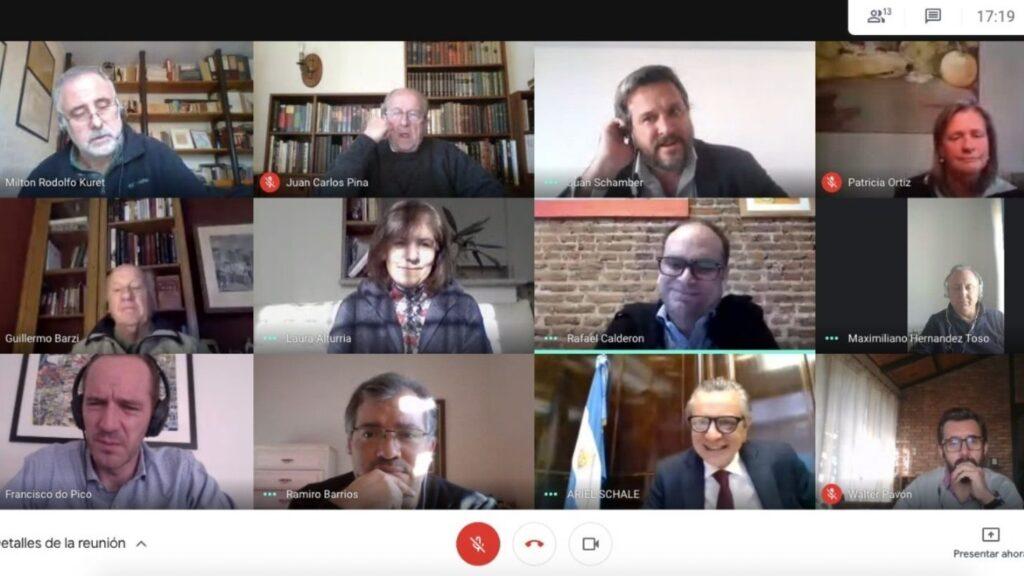 Schale dialogó con Bodegas de Argentina.